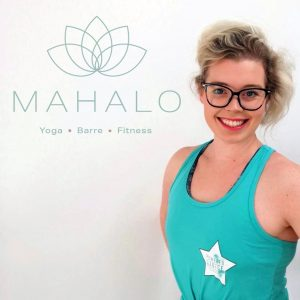 Michelle McClean Mahalo Yoga